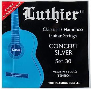 Luthier Set 30 碳音乐会银色经典弗拉门戈吉他弦