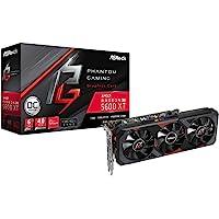 ASRock AMD Radeon RX5700系列 显卡90-GA1VZZ-00UANF RX 5600XT PG D…