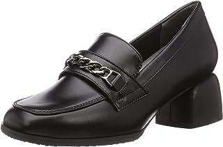 [天恩] 乐福鞋 TN1753_BLA_22.5 女士 黑色 22.5 cm 2_e