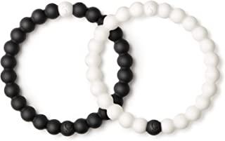 黑色和白色 Lokai 一对