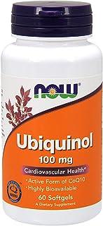 NOW Foods 诺奥 泛醇 100 毫克,软胶,60 粒软胶囊