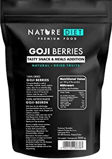 Nature Diet Goji-Beeren, 1000 g