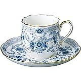 NARUMI 鸣海 Milano系列 咖啡杯 & 碟子 130cc(约130ml)特浓咖啡杯 9682-6777 日本制…