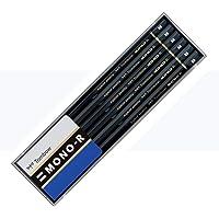 Tombow 蜻蜓铅笔 铅笔 MONOR 塑料盒 B B 1ダース