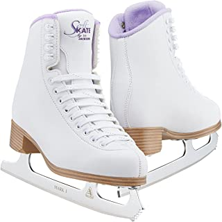 Jackson Classic SoftSkate 380 女士/女孩冰花滑冰鞋