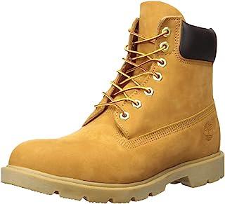 Timberland 男式 6英寸 基本款靴子 對比色鞋領