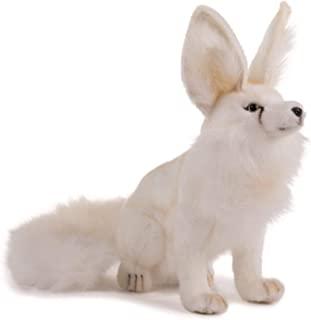 Hansa 北极狐狸毛绒玩具