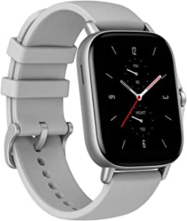 Amazfit GTS 2 智能手表 智能手表 带通话、蓝牙、12 种运动模式 氧饱和度 血和心率音乐存储 3 GB 金色