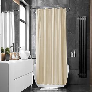 Popular Bath 970104 浴帘,米色