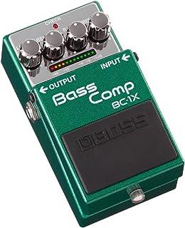 BOSS 低音压缩机吉他踏板 (BC-1X)