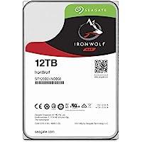 Seagate IronWolf 3.5\ 12TB 内置硬盘 HDD 3年保修 256S 7200rpm 24小时工作…