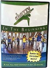 Shazzy Fitness:In the Beginning DVD 舞蹈锻炼 - 初学者,低冲击信仰基底家庭有氧运动视频 - 成人、女士、儿童、老年人 - 带基督教音乐