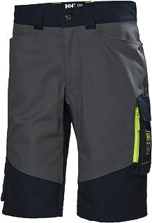 Helly Hansen 工作服男士 x 牛仔短裤,*蓝,C52 腰围 36 英寸,(91.94 厘米),内腿 33 英寸