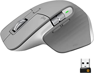 Logitech 罗技 MX Master 无线鼠标 适用于Windows/Mac,可连接910-005695 MX Master 3
