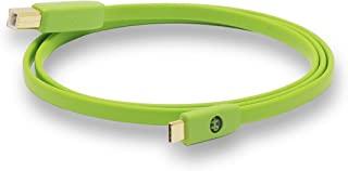Oyaide d+ USB C 型 NEO (C 型 - B 型)高速耐用数字电缆,适用于 DJ、音乐家和制作者 USB Type C-Male to USB B-Male 0.7M Length