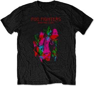 Foo Fighters FOOTS02MB04 T 恤,黑色,XL 码