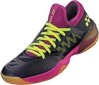 YONEX Power Cushion Comfort Z2 女式室内船鞋(黑色/粉色)