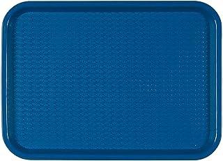Garcia de Pou 快餐盘,聚丙烯,蓝色,27.5 x 35.5 x 30厘米 蓝色 30.4 x 41.4 x 30 cm 132.07