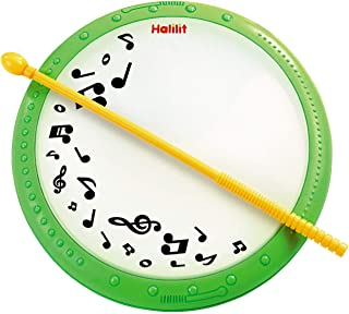 Hohner Kids Hand Drum Musical Toy 颜色可能有所不同。 -inch