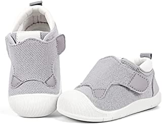 OAISNIT 男婴女孩运动鞋透气轻质幼儿网球鞋防滑婴儿学步鞋
