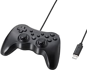 Elecom宜丽客 游戏垫JC-U3712FBK  POV対応 ブラック