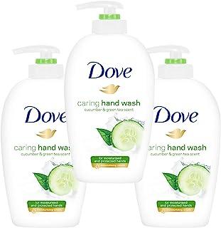 Dove 手洗 – 8.45 液体盎司 / 250 毫升 x 3 件装 Cucumber & Green Tea
