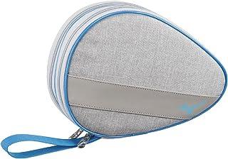 MIZUNO 美津浓 乒乓球 球拍 软壳 2 83JD1502 06:灰色麻×天蓝色 2支装