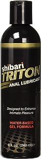 Shibari 高级个人润滑剂(Triton *,8 液体盎司)