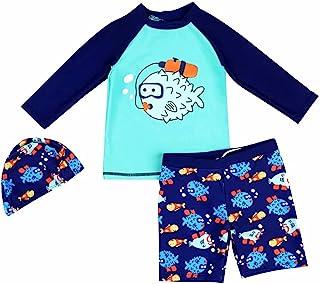 男婴 2-10T 夏季泳装两件套*泳装沙滩装