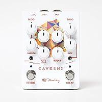 Keeley Caverns V2 延迟/混响效果踏板
