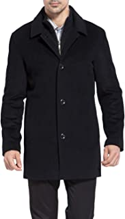 MODERM 男式 Justin 羊绒混合机车外套(常规款加大加长款)