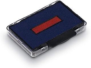 Trodat 备用枕头 6/53 适用于 Trodat Professional 5203, 5440, 5440L 和 5253 蓝色-红色
