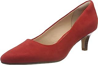 Clarks 女士 Linvale Jerica 高跟鞋