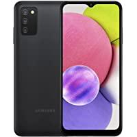 Samsung 三星 Galaxy A03S 4G LTE (非 5G)6.5 英寸 HD+ 三重相机 5000 mAh…