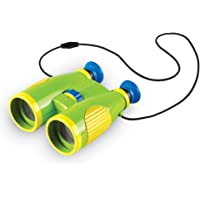 Learning Resources 初级科学大视野双筒望远镜,探索游戏,适合年龄3+