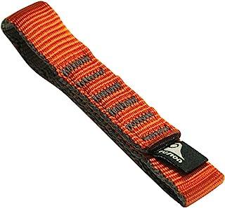 Fusion Climb Quickdraw Runner *战术版缝合环尼龙 CE UIAA 认证织带 12 厘米 x 1.9 厘米 橙色/灰色