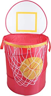 redmonusa redmon for kids basketball storage bag, red by redmonusa
