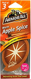 Armor All 塑料 - 深度上册光泽 Warm Apple Spice 3 Stk.