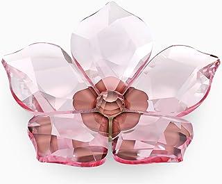 Swarovski 施华洛世奇 花园装饰品,水晶,粉红色,3.3 x 3.5 x 9.9厘米