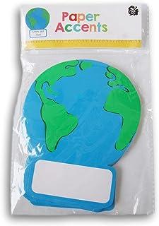 Bulletin Board Accents - Planet Earth - 30 片