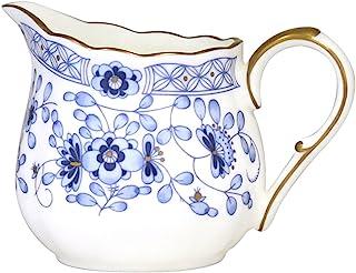 Narumi 鸣海 Milano系列 蓝色 浓缩欧式奶罐 130cc(约130ml)洗碗机微波炉可用 9682-4212