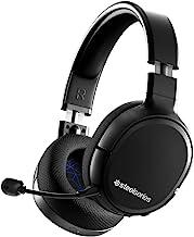 SteelSeries 密闭型 无线 游戏耳机 Arctis 1 Wireless PS4 无损 低延迟 PS4 Switch PC Android 对应