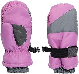 Igloos 女童 Taslon 防水滑雪手套 - 寒冷冬季天气隔热
