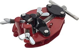 B&B 管道 1220 PDQ 管夹(小号)适合 2.54 厘米至 7.62 厘米的管子,适用于管道装配、装配和焊接