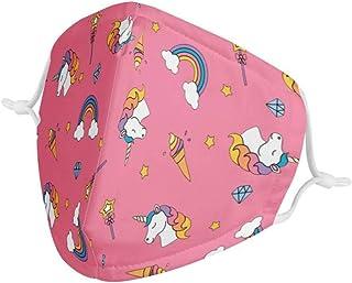 Electric Styles 儿童面罩,带 (4) PM 2.5 过滤器 - 民用面罩