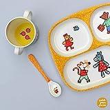 Maisy 儿童餐具套装-像大人一样吃饭!