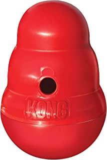 "KONG Wobbler 狗狗玩具 *耐用食物分配加大狗玩具 Large - 8"""