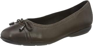 Geox 女士 D Annytah 芭蕾平底鞋