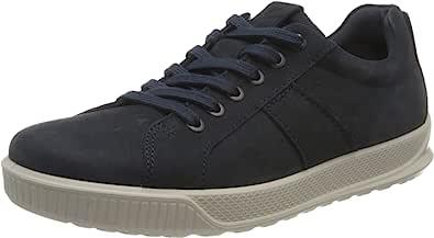 ECCO 男士 Byway Black Savanna 运动鞋
