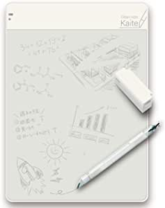 PLUS 普乐士 记事本 Clean note Kaite A4 (無地) 本体サイズ:W211xH297xD3mm/無地/A4/230g 白色